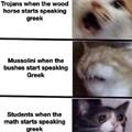 Damn Greeks