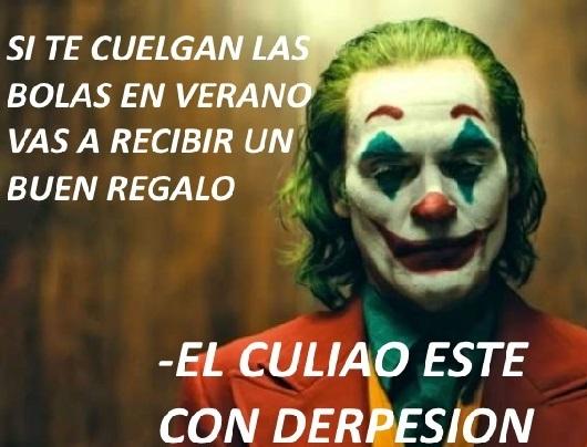 Jokerpost - meme