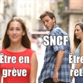 La sncf en temps normal