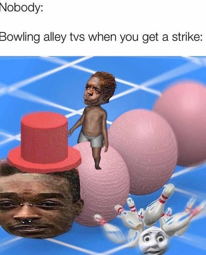 Alley - meme