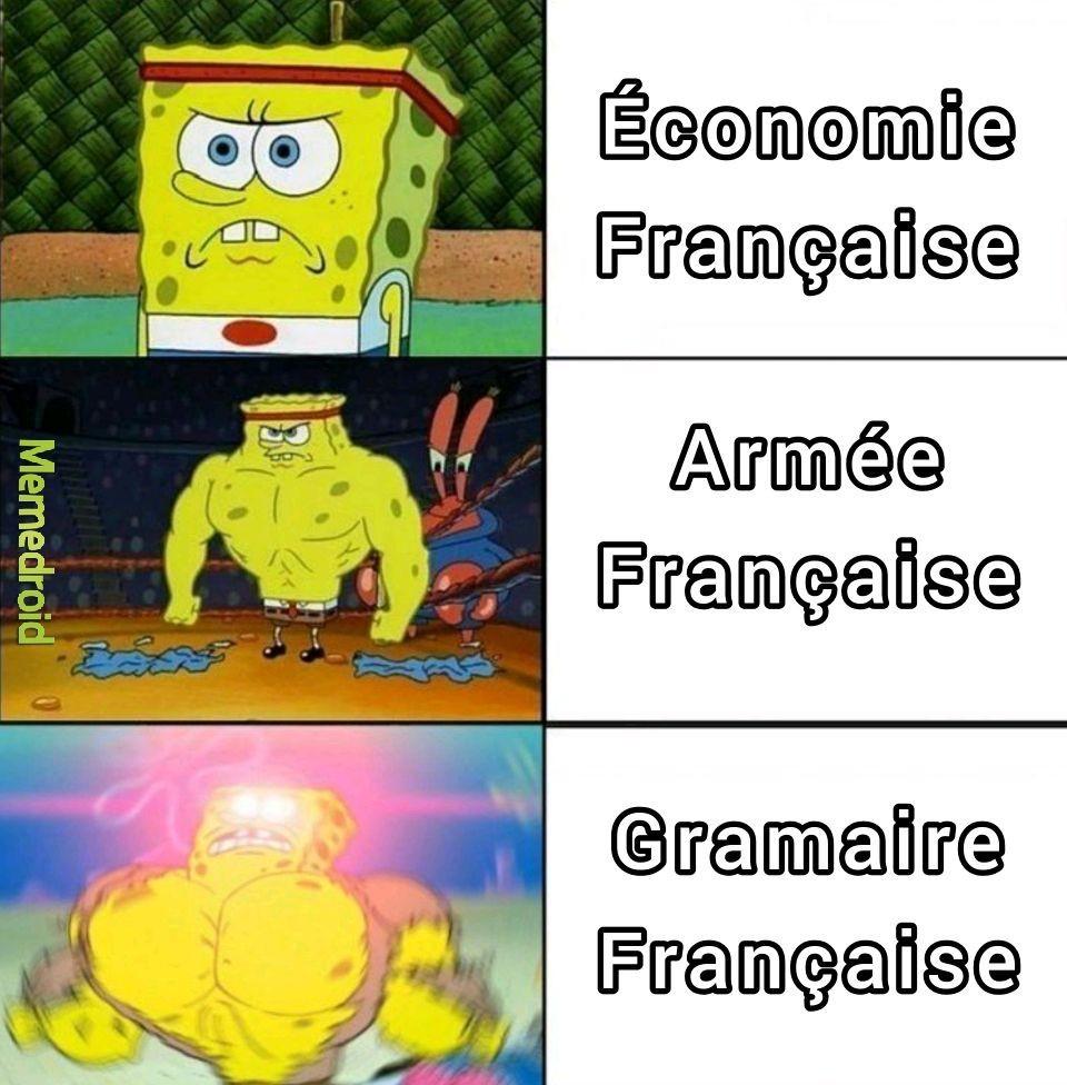 Plus puissant que la bombe H - meme