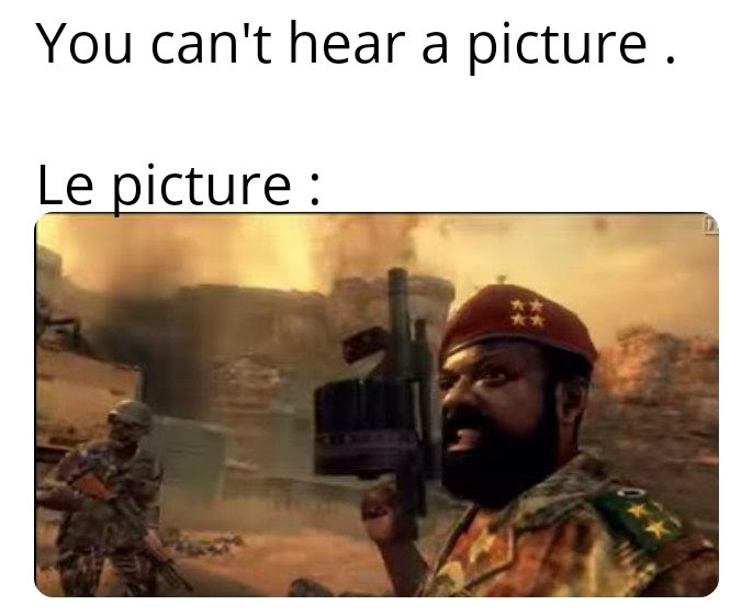 Fight the MPLA! - meme