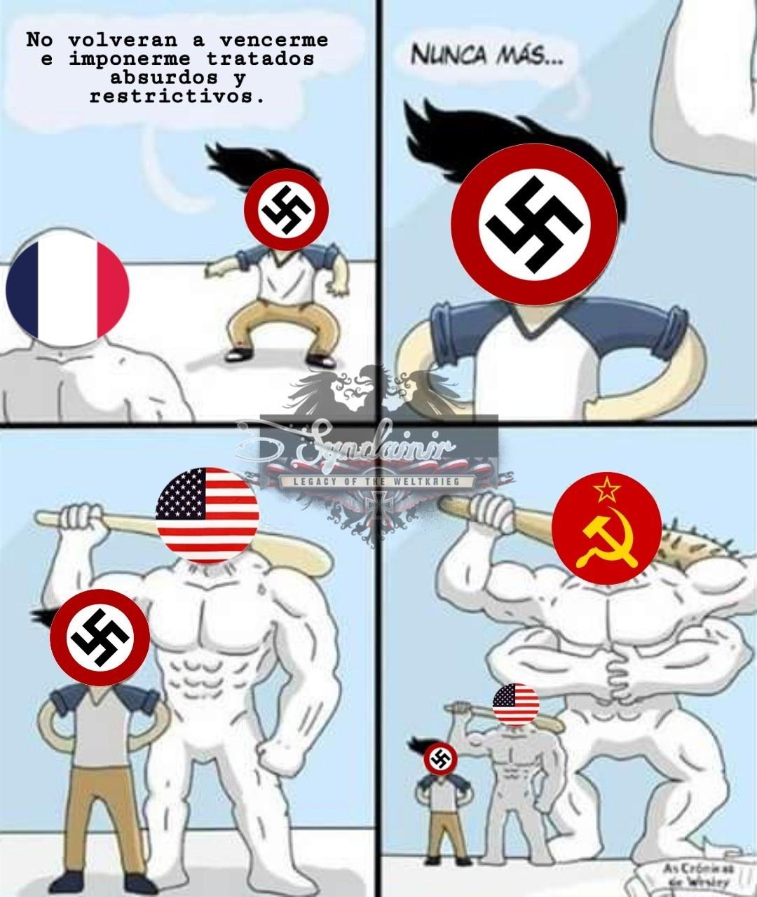 Ahora si, Quien dijo Brest Litovsk? - meme