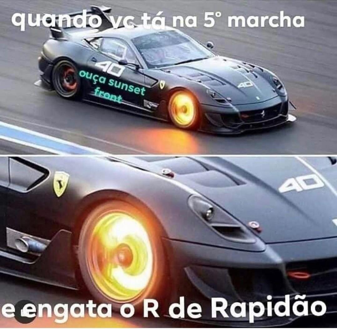Ferrari 599xx evo - meme