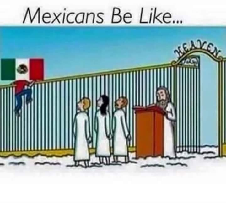 el título y yo somos mexicanos - meme