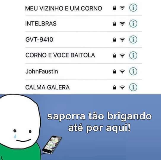 Wi-fi - meme