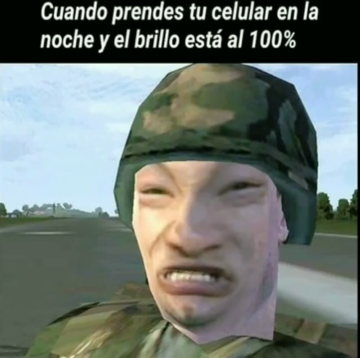 Yes yes yes no se que poner - meme