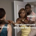 Movie critics are so hard on Venom