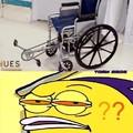 Para los discapacitafos que quieren hacer ejercicio :genious: