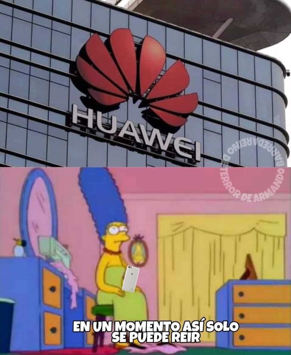 Huawei :( - meme