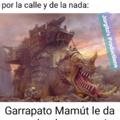 Garrapato Mamút