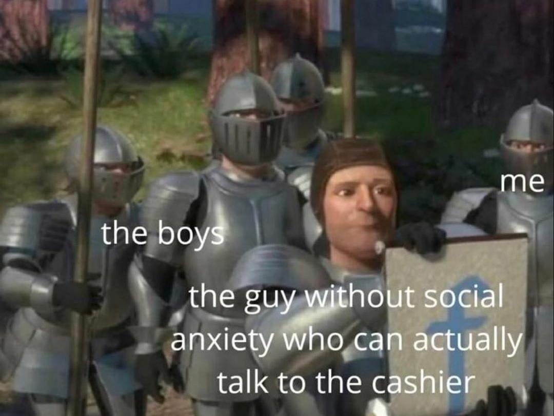 Shield - meme