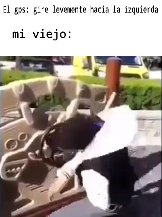 Giro de 380 grados - meme
