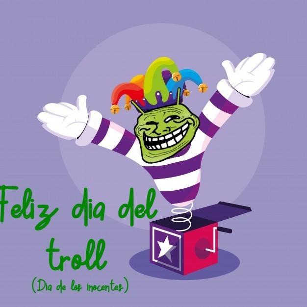 !Feliz día del troll memedroiders¡