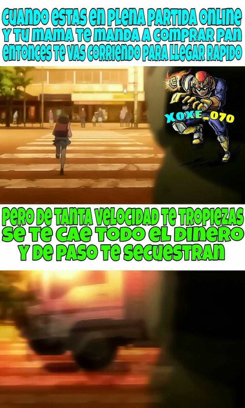 Una plantilla del gabox xD - meme