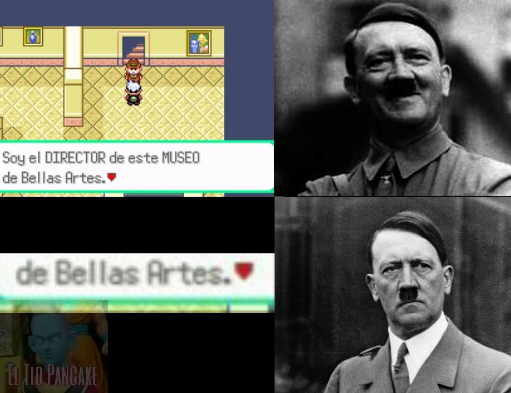 Pobre Hitler - meme
