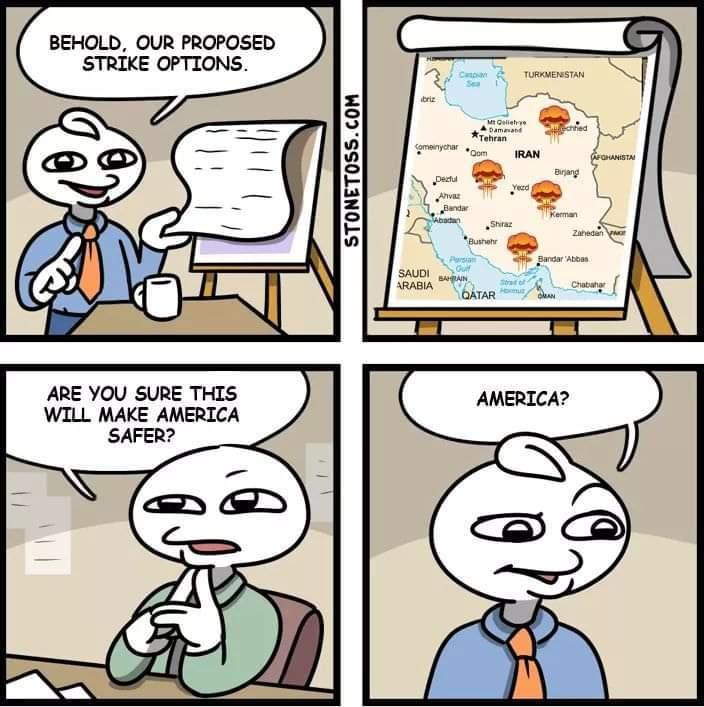 The long nose tribe strikes again - meme