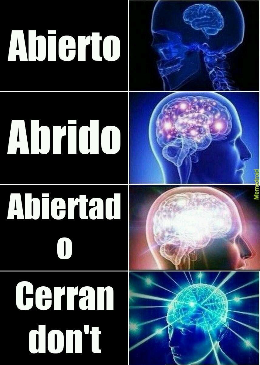 D de Destello - meme