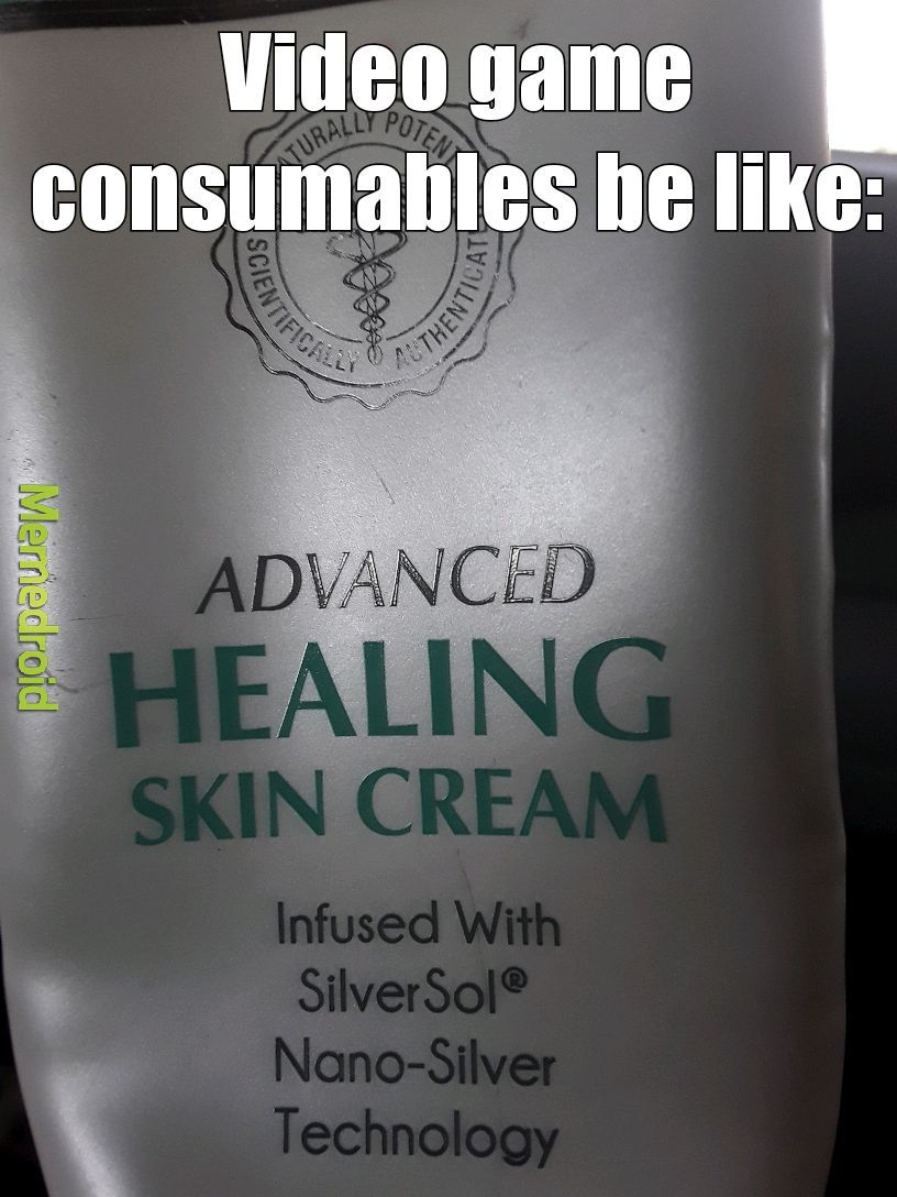 Apply it to de-cripple your limbs - meme