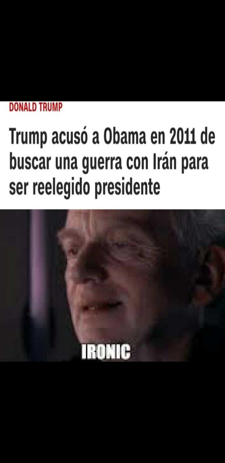 Estados Unidos mató al titulo - meme