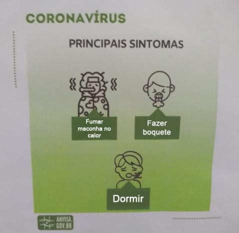 Coronavírus - meme