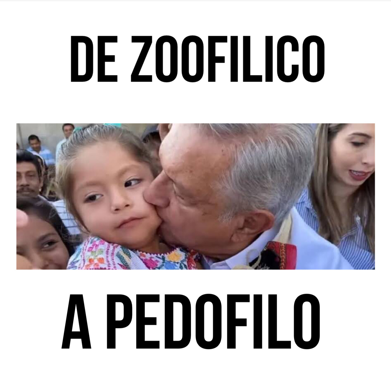 Pedofilo o canival ??? - meme