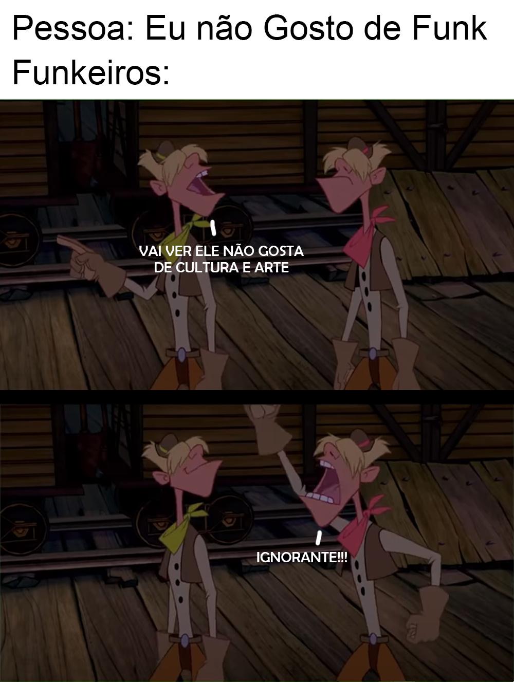 IGNORANTE!!! - meme