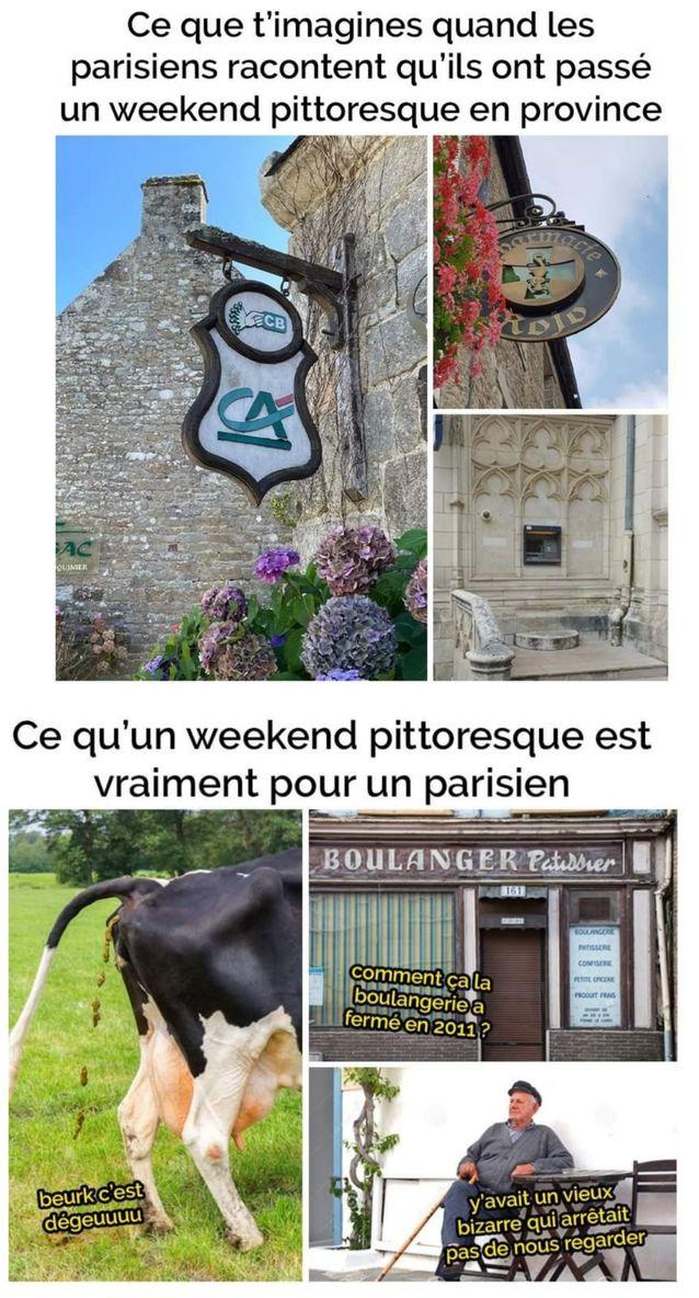 Paris c La ViE - meme
