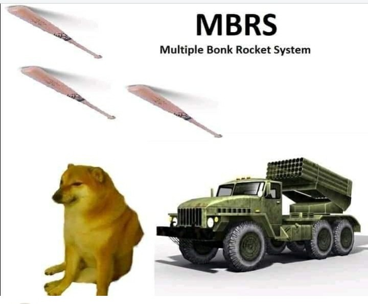 The newest in anti-horny technology... I present to you... the MBRS! - meme