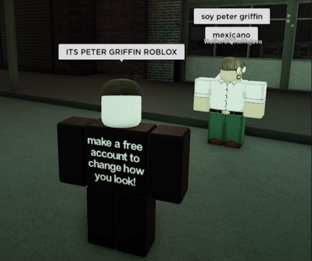 Peter griffin mexicano - meme