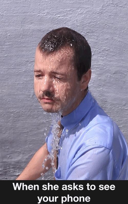 breaking a sweat - meme