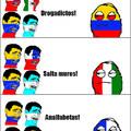 Españoles, se toman cualquier burla a pecho y lo expresan con autismo