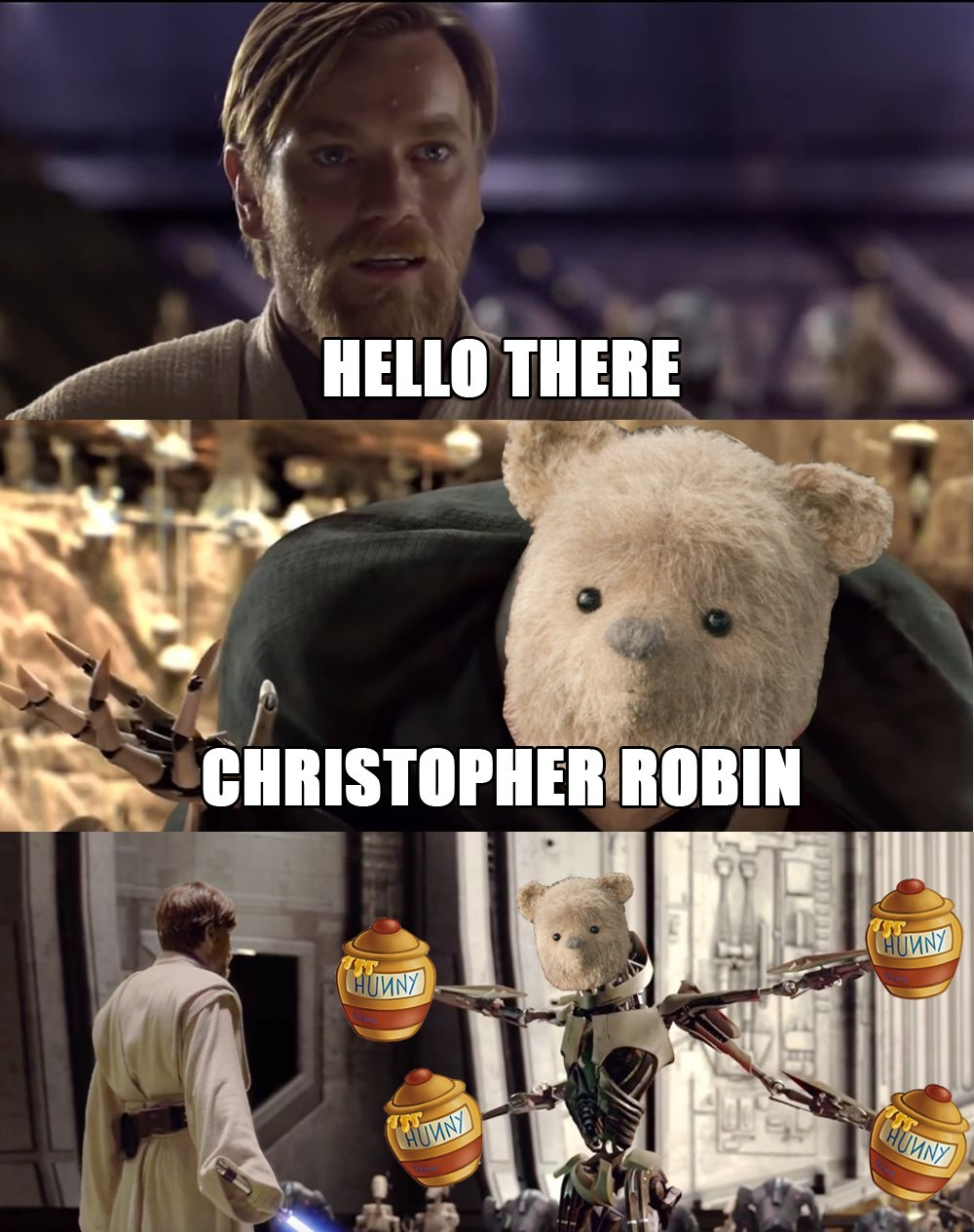 Winne the sith - meme