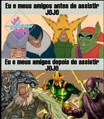 Jojo - meme