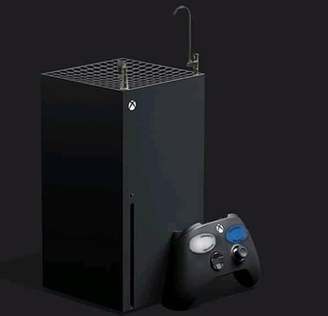 Xbox bebedouro foda-se - meme