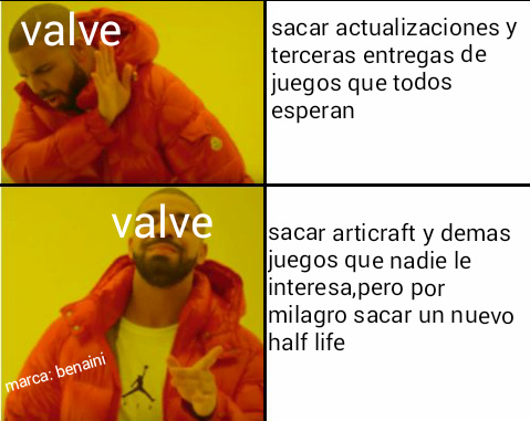 Ese valve - meme