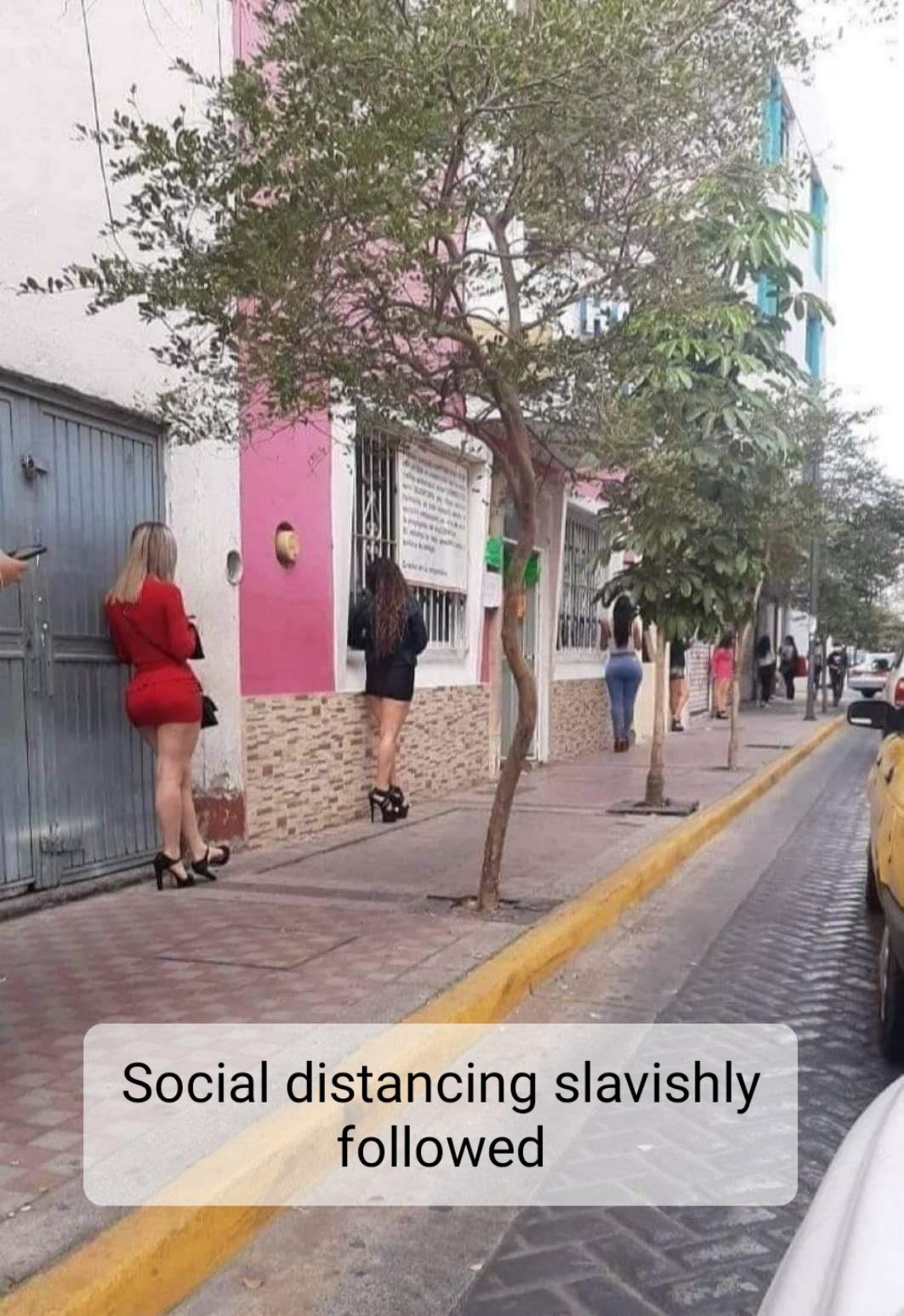 Social distancing - meme