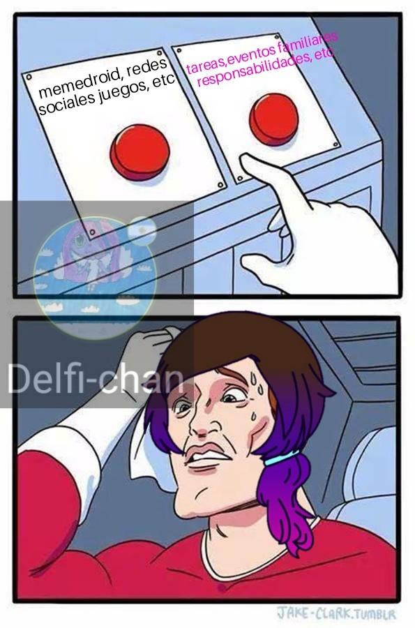 Decisiones,decisiones - meme