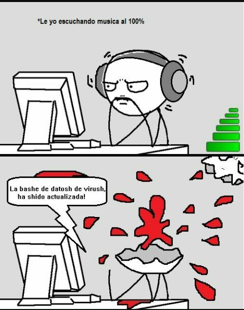 568e824a613aa top memes de yo escuchando musica en español ) memedroid