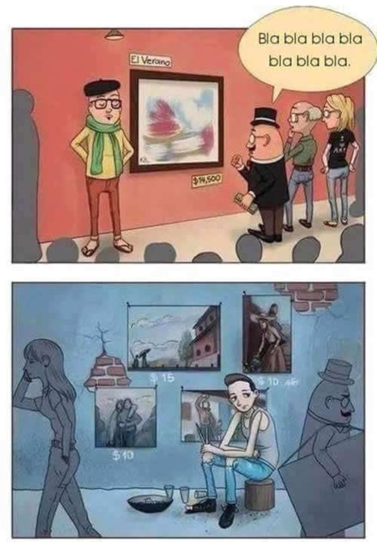 respect for street artists... - meme