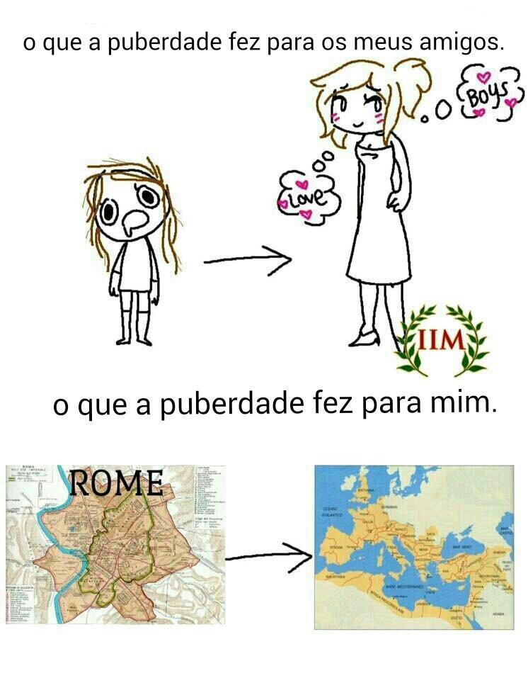 Diferenças! - meme