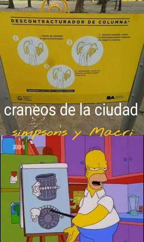 Solo en Buenos Aires - meme