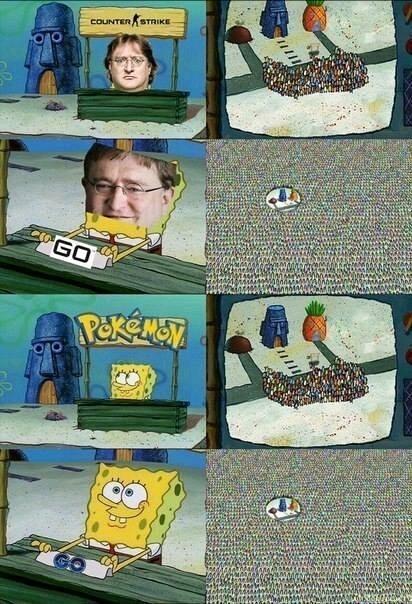 GOOOO - meme