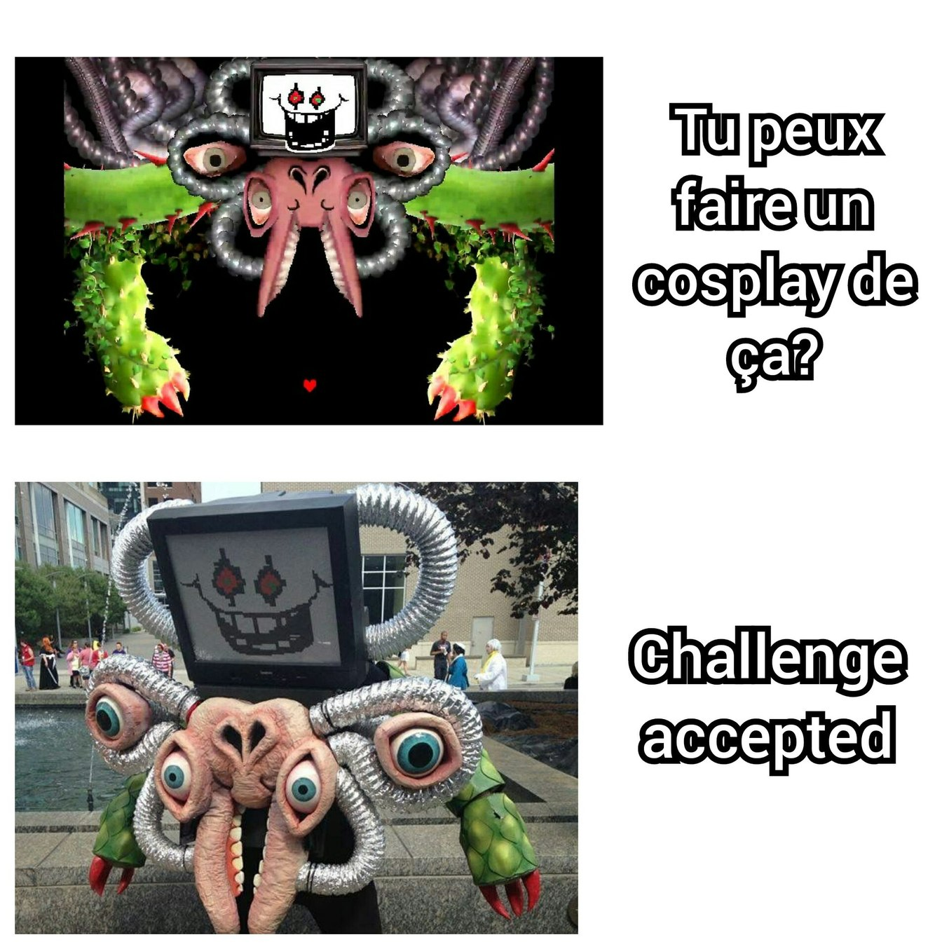Cosplay - meme