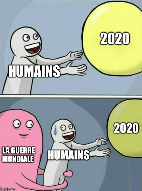 Les humains - meme