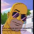 Homero cazador de don comedias (re kpo)