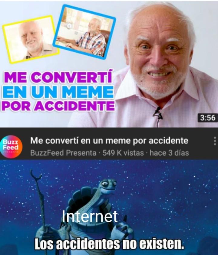 Harold - meme
