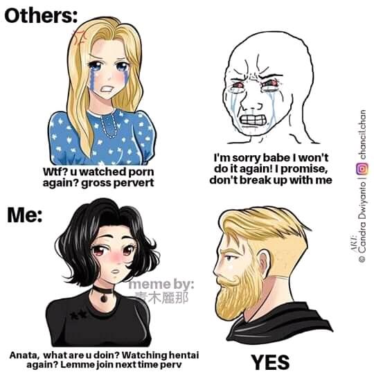 Need - meme