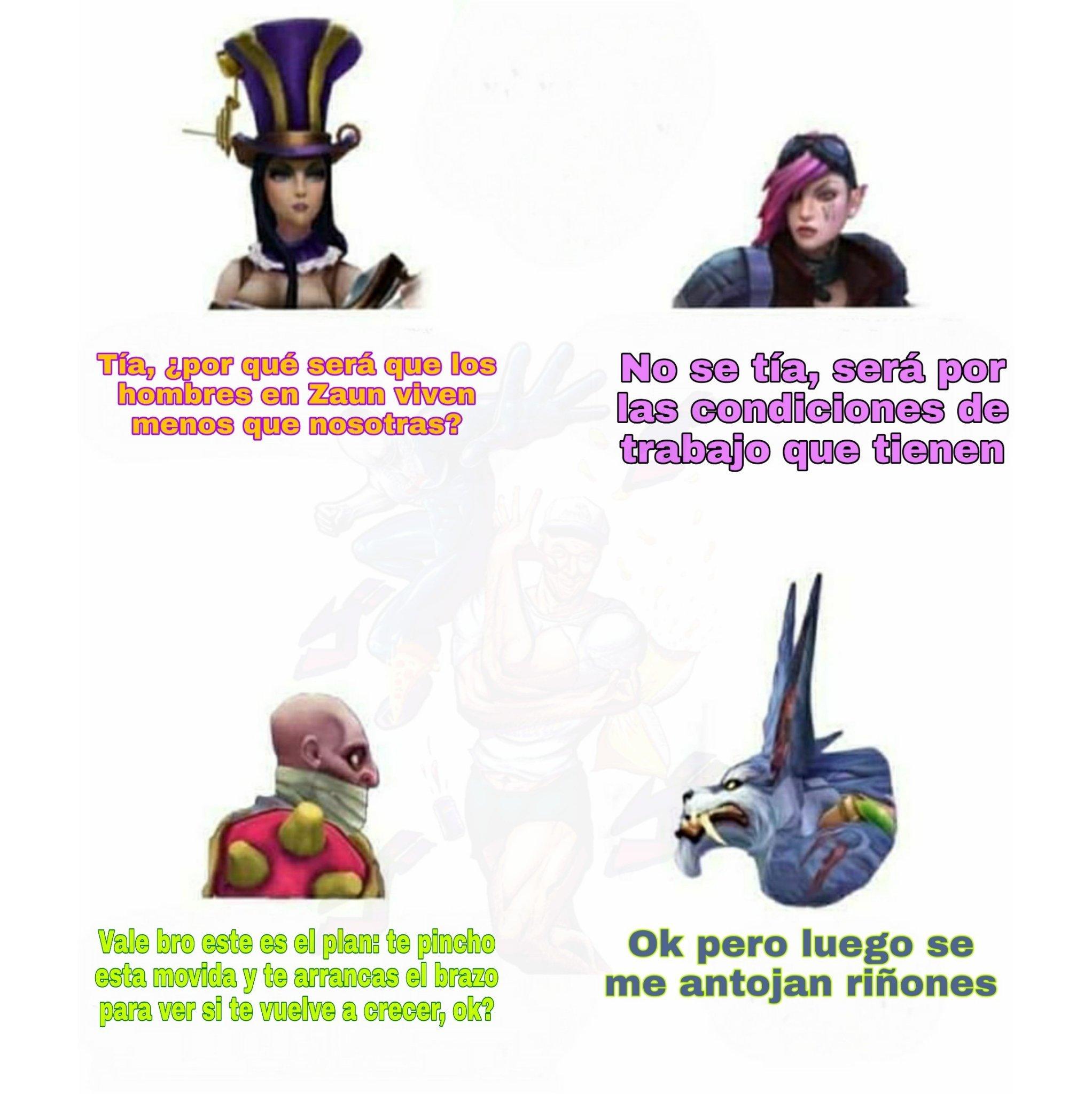 Meme del LoL