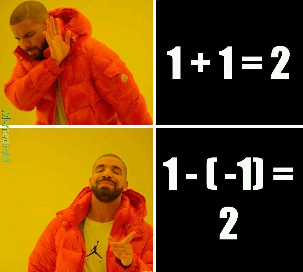 Not better - meme